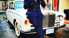 Akin Busari shoots Gentleman music video