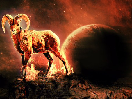 New Moon in Aries April 2018