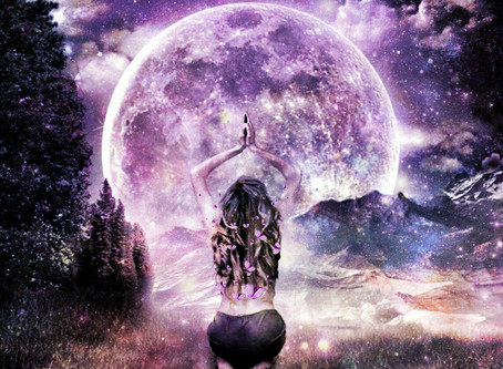 Full Moon in Taurus October 24 – Transform, Release, Heal, Let Go