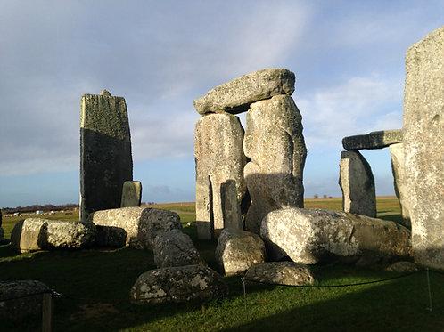 Stonehenge Gaia Healing 10 July