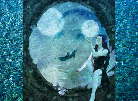 Full Moon in Cancer Lunar Eclipse 10 January - Emotional Healing & Release