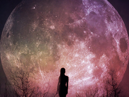 Full Moon in Gemini 23 November - Open your Mind to Radiant Wisdom
