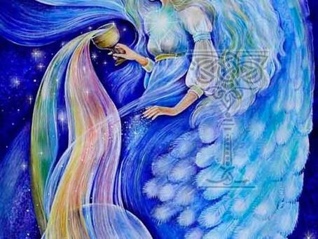 New Moon in Aquarius 24.01.2020 Cosmic Alignment