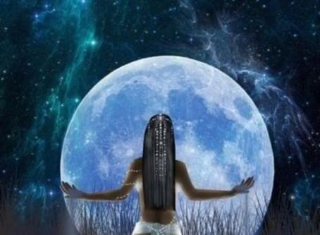 Full Moon in Pisces 2 September - Illuminating the Dream