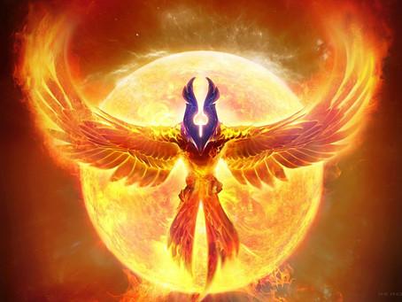 Full Moon in Sagittarius 17 June - Time to Rise