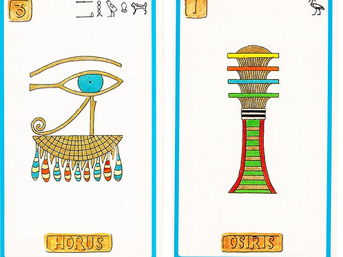 Egyptian Cartouche Reading