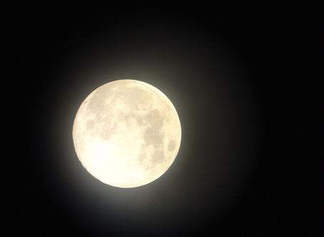 Full Moon in Aries October 2017 - Divine Union