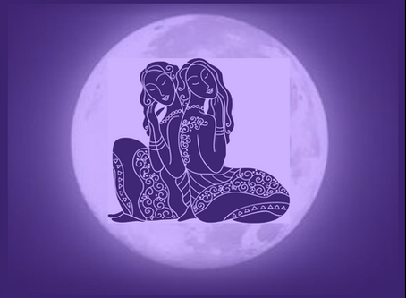 Full Moon in Gemini 12.12 – Wisdom, Focus, Ascension