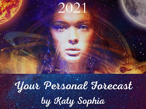 2021 - Your Personal Forecast