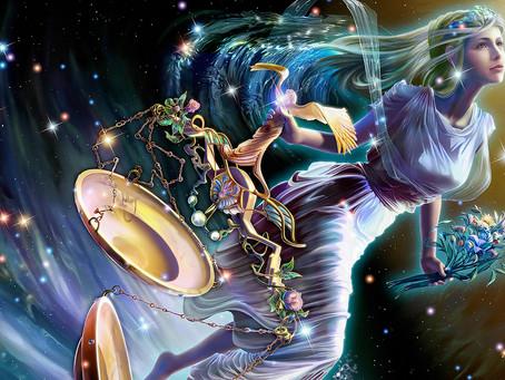 Super New Moon in Libra 28 September Gateway of Divine Balance