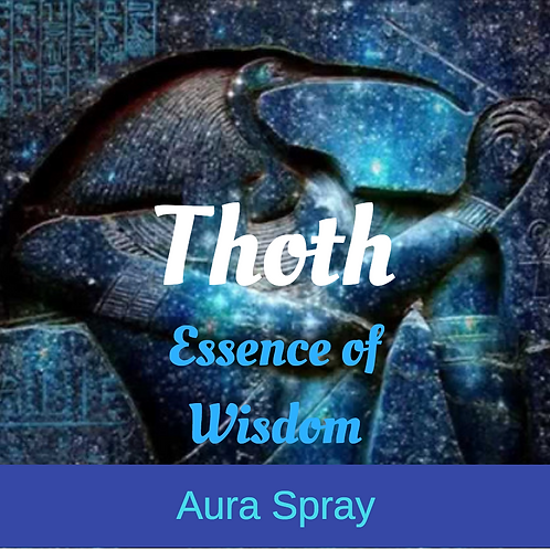 Thoth - Aura Spray
