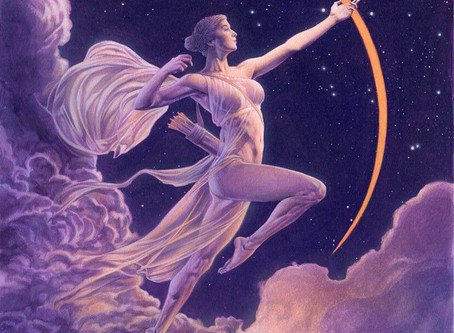 New Moon in Sagittarius 26 November – Know Thyself
