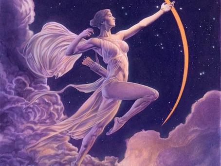 New Moon in Sagittarius 26 November – Know Thyself