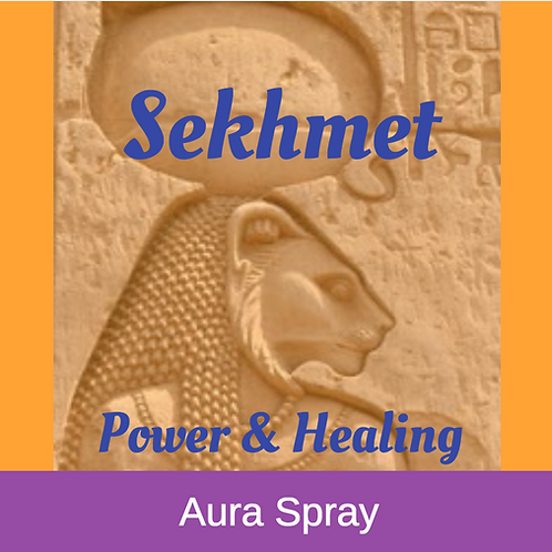 Sekhmet - Aura Spray