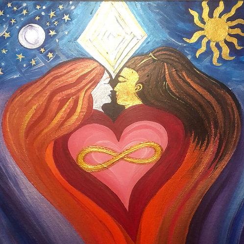 Soul Mate /Twin Flame Relationship Healing