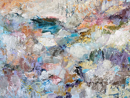 """Shelter in the Wind (48""""x60"""") SOLD"""