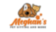 Meghan's Pet Sitting and More Logo