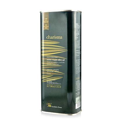 Huile d'olive Charisma 1,5 litre