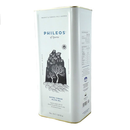Huile d'olive Phileos 5 litres