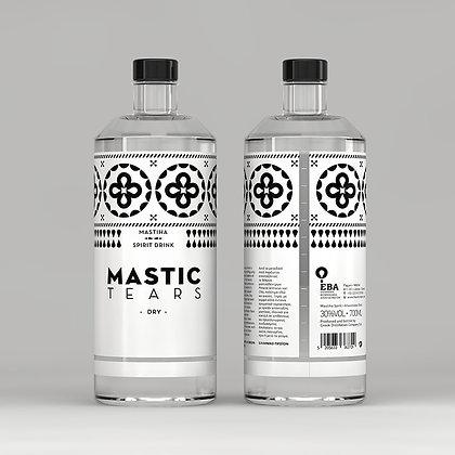 Mastic tears dry 700ml / Masticha dry