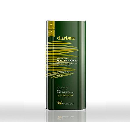 Huile d'olive Charisma 3 litres