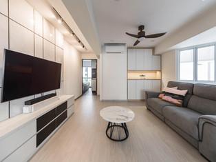 HDB | 5 Room | Compassvale Street