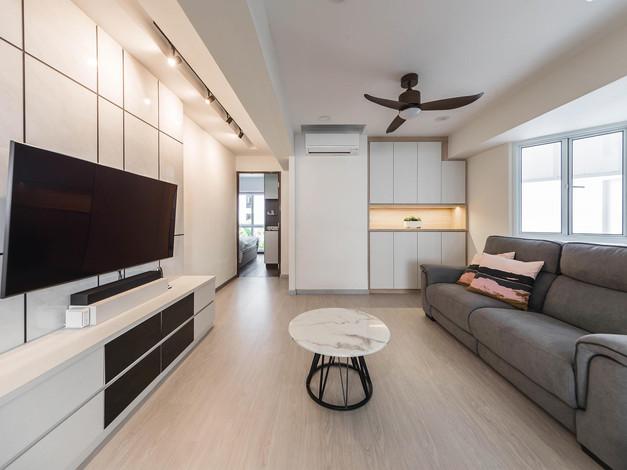 HDB   5 Room   Compassvale Street