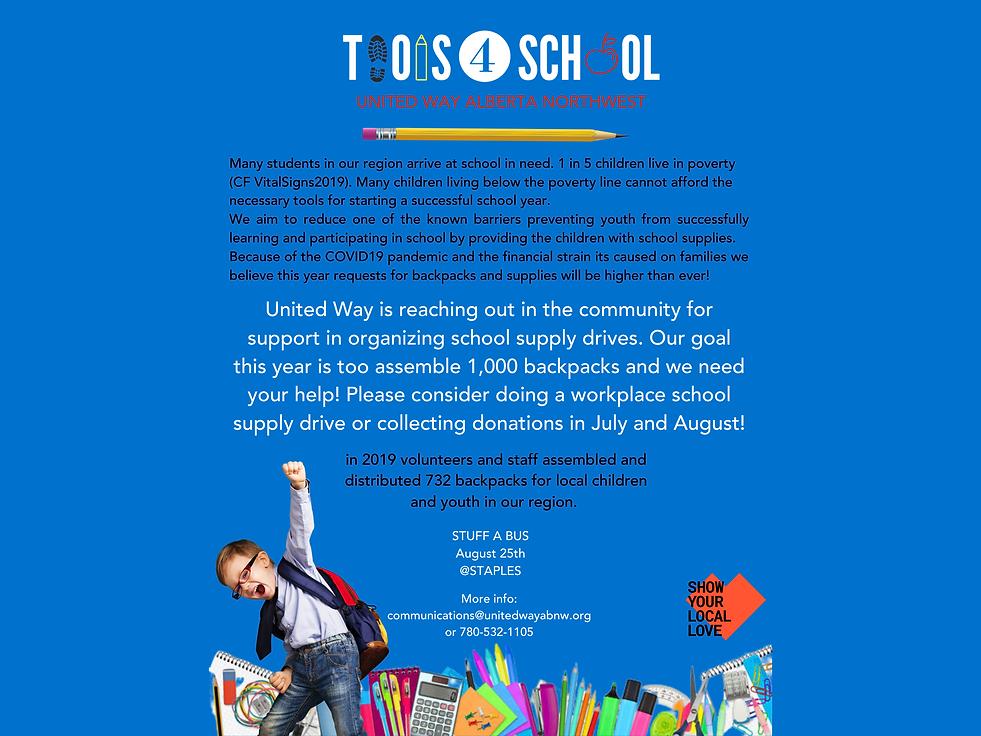 Website Info Tools for School Poster 202