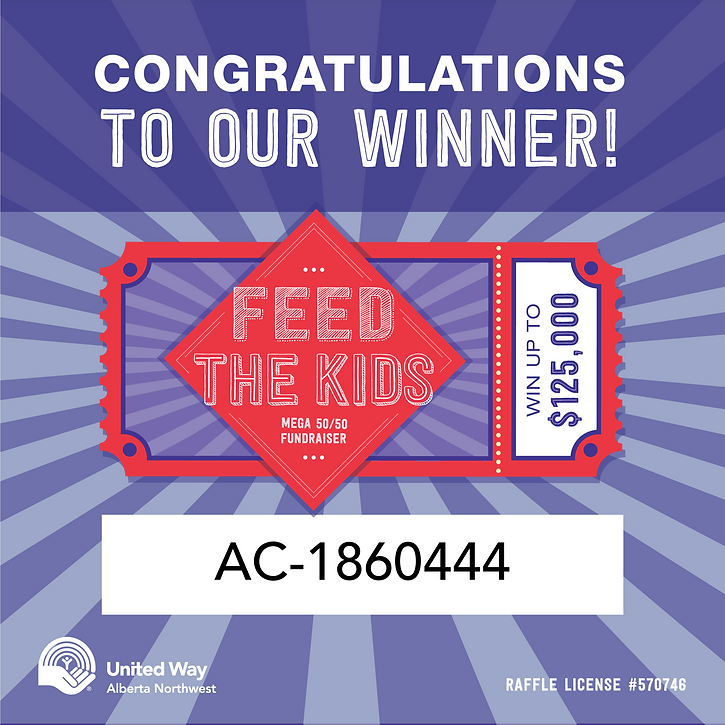 Copy of Feed the Kids - Mega 50_50 - Tic