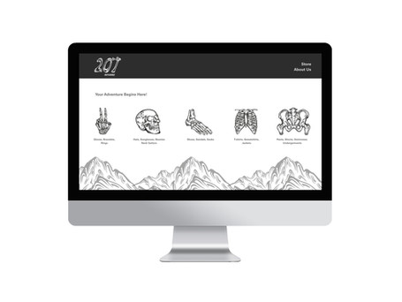 207 Outdoors Brand Concept
