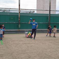 【10月のボールゲーム教室 日程】