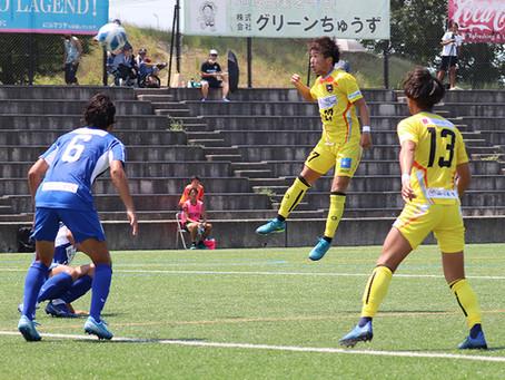 関西リーグ1部第1週(vs レイジェンド滋賀)の結果