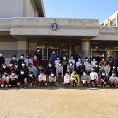 【雑賀小学校でサッカーの授業を行いました!】