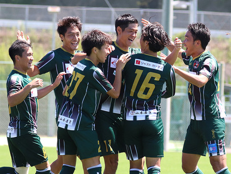 関西リーグ1部第3週(vs 関大FC2008)の結果