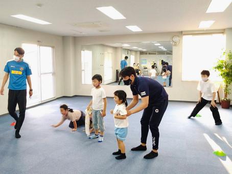 【7月のボールゲーム教室 日程】