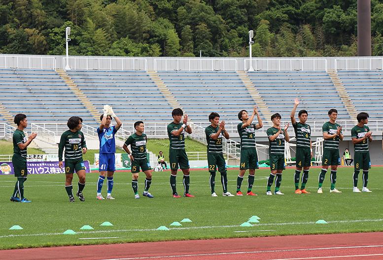 天皇杯全日本サッカー選手権1回戦の結果