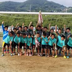 アルテリーヴォ湯浅、有田サッカーフェスティバルでダブル優勝‼