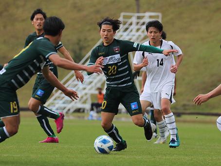 天皇杯和歌山県予選準決勝の結果