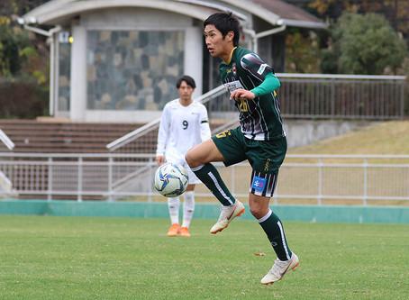 KSLカップ準決勝(vs 阪南大クラブ)の結果