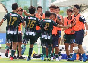 関西リーグ1部第4週(vs ポルベニル飛鳥)の結果