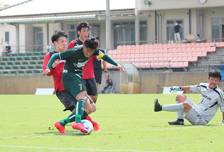 全国社会人サッカー選手権関西大会代表決定戦の結果