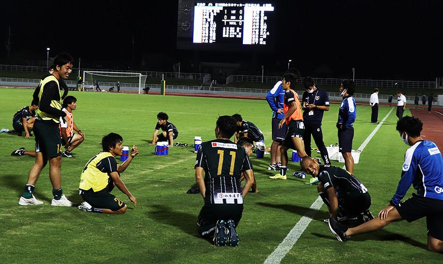 天皇杯2回戦(vs MIOびわこ滋賀)の結果