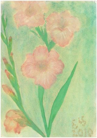 #1.3 Flower Portrait