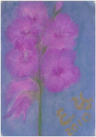 #1.15 Flower Portrait