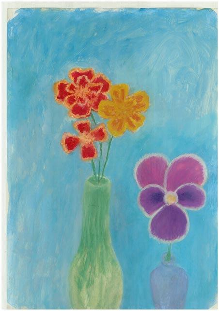 #2.27 Flower Portrait