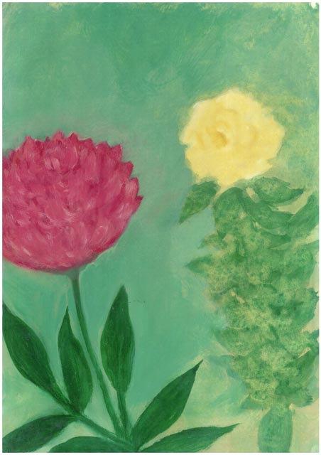#2.132 Flower Portrait