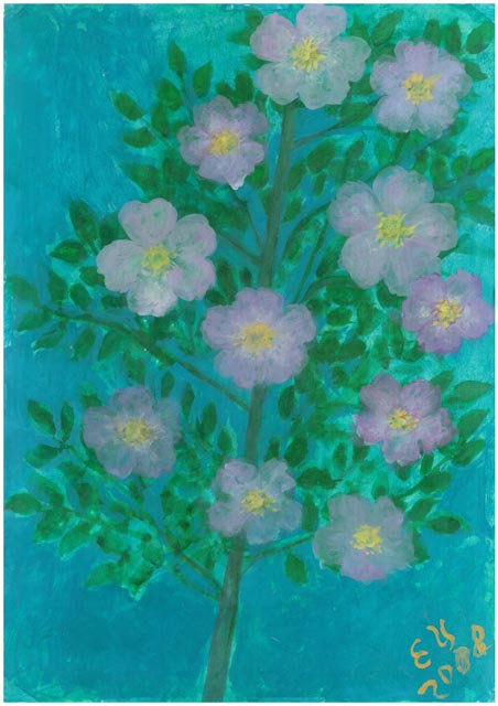 #2.134 Flower Portrait