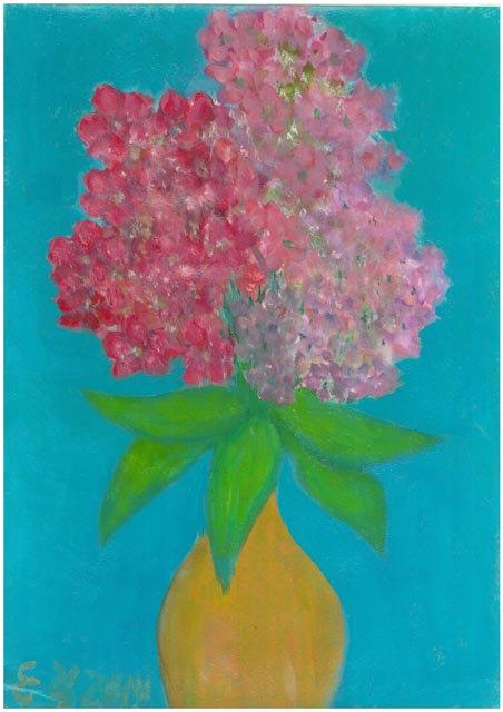 #2.117 Flower Portrait