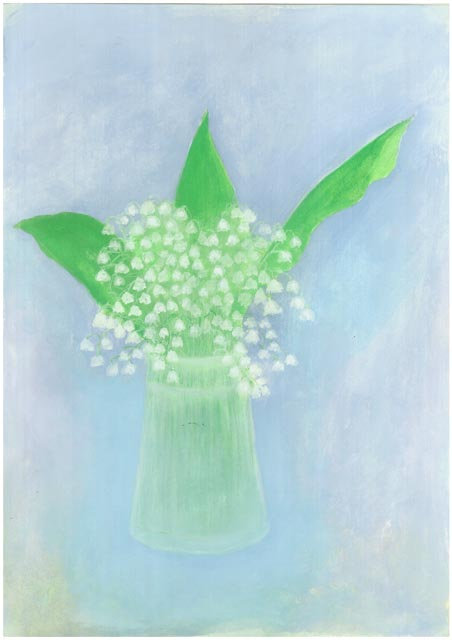 #2.50 Flower Portrait