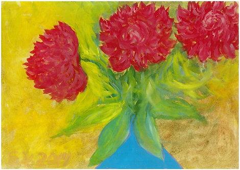 #2.123 Flower Portrait